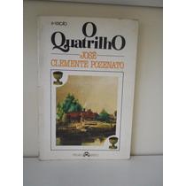 Livro O Quatrilho - José Clemente Pozenato 1992