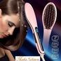 Escova Magica Alisadora Chapinha Elétrica Hair Brush Dryer