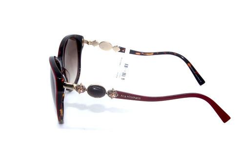 9651a0ccf6a81 Óculos De Sol Feminino Ana Hickmann 9188 H01 - R  319 en Melinterest