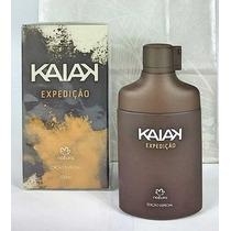 Perfume Natura Kaiak Expedição Promoção Por R$109,99