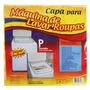Capa De Maquina Lavar 4, 5, 6, 7, 8, 9, 10, 11, 12, 13, 15kg