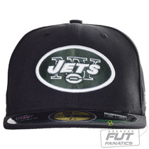 Boné New Era Nfl New York Jets 5950 Evergreen Tamanho 7 3/8
