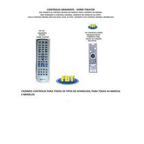 Controle Gradiente Hts-870 Para Home Teather