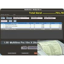 Sistema Para Caixa Sat - Nfce - Automação Comercial
