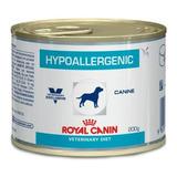 Ração Royal Canin Hypoallergenic Veterinary Diet Canine Cachorro 200g