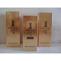 One Million 200ml - Paco Rabanne - 100% Original E Lacrado