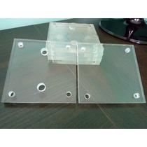 Acrílico 10mm P/ Gerador De Hidrogenio Hho 12cm X 12cm