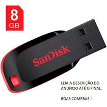 Pen Drive 8gb Sandisk