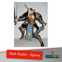 Dark Raider Viking Dark Age Spawn Mc Farlane Boneco Novo