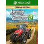 Farming Simulator 17 Premium Edition Xbox One