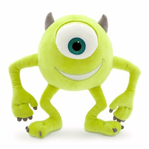 Disney Mike Wazowski De Pelúcia - Monsters Inc - Monstros
