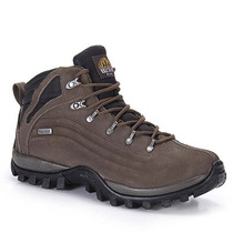 Bota Adventure Masculina Macboot Tupã - Cinza