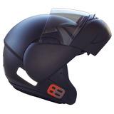 Capacete-Moto-Ebf-E8-Articulado-Robocop-Branco-Preto-Fosco