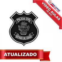 Concurso Agente De Polícia Civil Do Goiás Vídeo Aulas
