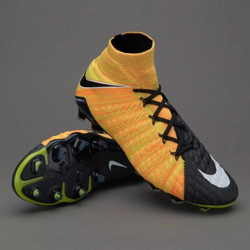 7261cabd92 Chuteira Botinha Nike Hypervenom Phinish Profissional à venda em ...