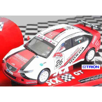Autorama Honda Scx P/pistas Estrela, Scalextric, Fly