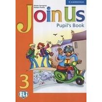 Livro - Join Us 3 Pupil