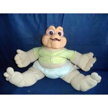 Raro Boneco Baby Da Família Dinossauros Disney Com Defeitos