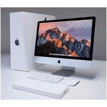 Apple Imac 21.5 I5 2.3ghz 8gb/1tb Mmqa2 Nf 2017 12x S/juros