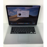 Macbook Pro A1398 2014 15 Pol. I7 16gb 256ssd - Imperdível