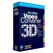 Movavi Video Converter 3d V2.0 Business Pronta Entrega.