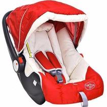 Bebe Conforto Para Carro C/ Inmetro Vermelho Baby Style
