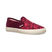 Vans Womens Slip-on Sf Surf Sneakers Floral
