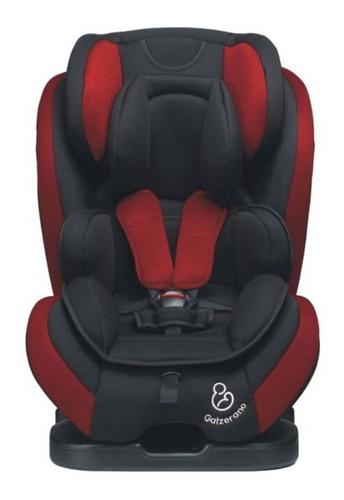 Cadeira Para Carro Galzerano  Long Life Preto/vermelho