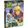 Dvd Lacrado 1° Temporada Jonhy Quest Imperdivel Frete Gratis