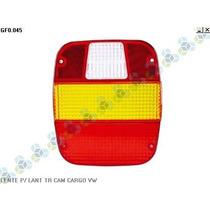 Lente Lanterna Traseira Caminhão Volkswagen Ford Cargo
