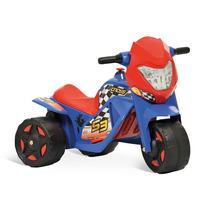 Moto Elétrica De Passeio Ban Moto Cross 6v Bandeirante