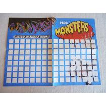 Álbum Ploc Monsters - Vazio
