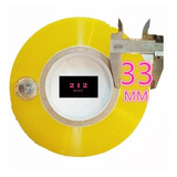 Kit 10 Fita Larga Transparente 500m Embalar Caixa Atacado Nf