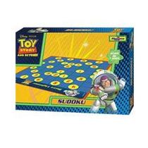 Jogo Sudoku Buzz Lightyear Toy Story - Algazarra