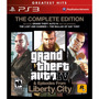 Gta 4 Iv Complete Edition + Liberty City Ps3 Psn Digital