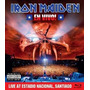 Iron Maiden - En Vivo! Live In Santiago De Chile ( Blu Ray )