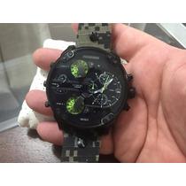 Relógio Diesel Dz7311 Oversize Original - Não É Réplica