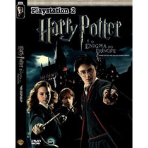 Patche Harry Potter E O Enigma Do Principe (jogoplay2)