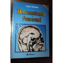 Livro Neuroanatomia Funcional Angelo Machado Editora Athen