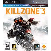 Killzone 3 Em Português Br Brasil Ps3 Original Lacrado