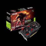 Placa De Vídeo Geforce Gtx 1050 Ti 4gb Asus Nvidia Dualfan