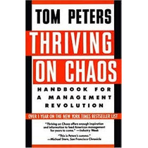 Livro Thriving On Chaos Tom Peters