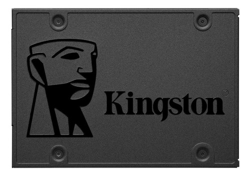 Hd Ssd 240gb Kingston A400 Sata 3 6gb/s Lacrado