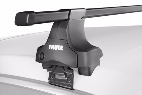 rack completo thule chevrolet trailblazer 2014 squarebar. Black Bedroom Furniture Sets. Home Design Ideas