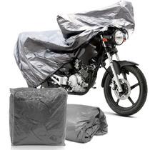 Capa Impermeável Para Cobrir Moto Cg 125 150 Twister Cbx 250