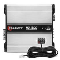 Modulo Amplificador Taramps Hd 1600 1600w Rms 1 Ch 4 Ohms