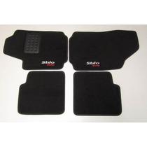 Tapete Carpete Personalizado Fiat Stilo Sporting