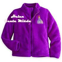 Disney Store Moletom Blusa Casaco Fleece Princesinha Sofia