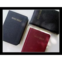 Royal Ruby Text Bible Azul - King James Version