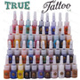 Tinta Para Tatuagem Kit 30 Tintas - Frete Grátis